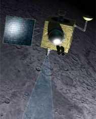 चंद्रयान ने खोजा चांद पर लोहा