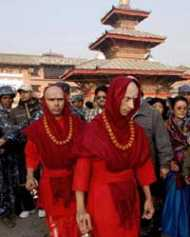 पशुपतिनाथ मंदिर अब प्रतिबंधित क्षेत्र