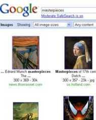 गूगल पर दिखेंगी उत्कृष्ट कलाकृतियां
