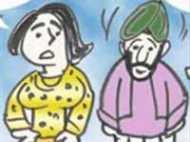 संता की बीवी का फिगर