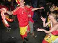 फीफा: मीडिया में छायी स्पेन फुटबॉल टीम