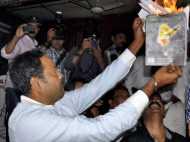 कांग्रेस मंत्रियों ने भी तेलंगाना पर जताया विरोध, देशभर में आंदोलन की धमकी