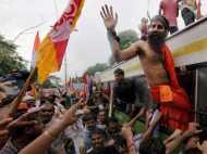 भाजपा के खाते में जुड़ेगा बाबा रामदेव की रैलियों का खर्च, चुनाव आयोग का फैसला