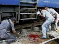ट्रेन धमाका : अच्छा हुआ कल दो घंटे लेट थी ट्रेन वरना ...