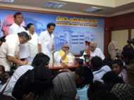 91 साल के हुए राजनैतिक धुरंधर एम करुणानिधि