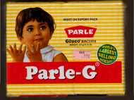 पारले जी बिस्कुट पर दिखने वाली बच्ची तो दुनिया में कभी आयी ही नहीं