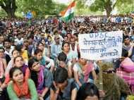 UPSC में भेदभाव के विरोध में उग्र हुए छात्र, सरकार ने दिया धोखा, भेजे एडिमट कार्ड