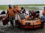 बिहार: स्थानीय लोगों को शरणार्थी बनाने वाली कोसी की भयानक तस्वीरें