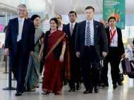 सुषमा स्वराज ने कहा 30 सितंबर तक लद्दाख से हट जाएगी चीनी सेना