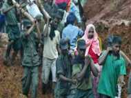 श्रीलंका भूस्खलन में 18 की मौत, 250 लापता, फंसे हुए हैं 500 लोग