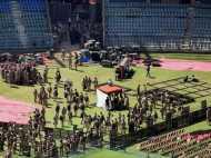महाराष्ट्र महाभारत के बाद खेल मैदान पर राजनीति का 'अखाड़ा'