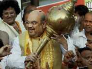 राहुल गांधी की आंखों पर इटालियन चश्मा, नहीं दिखता विकास: अमित शाह