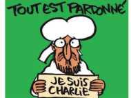 पैंगबर मोहम्मद के कार्टून के साथ ही चार्ली हैब्दो की वापसी