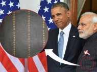 ओबामा के साथ पहनने के लिए लगभग 9 लाख में तैयार हुआ था मोदी का स्पेशल सूट!