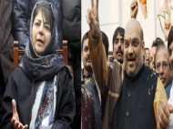 जम्मू-कश्मीर में सरकार बनाने पर PDP-BJP में तय होगी शर्तें