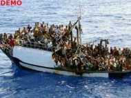 लीबिया: भूमध्यसागर में बड़ा हादसा, डूबा यात्री जहाज, 700 लोगों के मारे जाने की आशंका