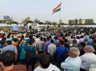 और केजरीवाल की रैली से खत्म हो गई सेंट्रल पार्क की सुंदरता