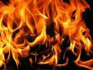 दिल्ली सचिवालय में मंत्री जी के दफ्तर का एसी फटा, भयंकर आग