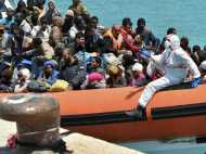 भूमध्य सागर से 3480 लोगों को बचाया गया