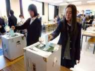 जापान में अब 18 साल के युवक कर सकेंगे मतदान