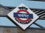 मुंबई: चर्चगेट स्टेशन पर अफरा-तफरी, प्लेटफार्म का बैरियर तोड़ आगे निकल गई ट्रेन