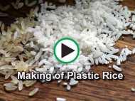 Leaked Video: फैक्ट्री में प्लास्टिक से बनता चावल, बिक रहा भारत में