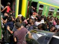 दिल्ली से दरभंगा नहीं बल्कि हंगरी से वेस्टर्न यूरोप जा रही है यह ट्रेन