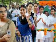 Bihar Updates: 4 बजे तक 50 फीसदी मतदान, लोग खुश