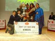 68वें सेना दिवस 2016 क्विज प्रतियोगिता में दिल्ली ने बाजी मारी