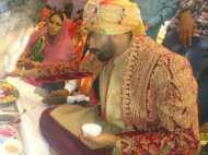 Video- अपनी शादी में जमकर नाचे रवींद्र जडेजा, दिखायी तलवारबाजी