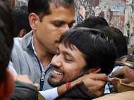 नागपुर में कन्हैया कुमार पर फेंका गया जूता, लगे मुर्दाबाद के नारे