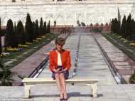 लेडी डायना की ताज महल की वह फोटो और फिर खत्म हो गया रिश्ता