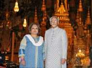 उपराष्ट्रपति की पत्नी सलमा बोलीं, योग के दौरान 'ऊँ' उच्चारण से मिलता है ऑक्सीजन