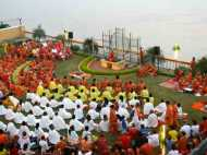 दुनिया को योग का संदेश दे रहा भारत भूल गया योग की नगरी मुंगेर को