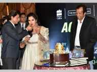 Pics: शाहरूख खान ने लांच की सानिया की 'ऑटोबायोग्राफी ' बुलाया 'रैकेट की रानी'