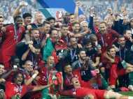 पुर्तगाल बना पहली बार EURO चैंपियन, 41 साल बाद फ्रांस को हराया
