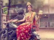 पीएम मोदी के स्वच्छ भारत अभियान के लिए कंगना रनौत बन गई देवी, देखें वीडियो