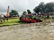 मुंबई-गोवा हाईवे पुल हादसा: 9 दिन बाद मिली बस, लाश की जेब में मिले 3 लाख रुपए