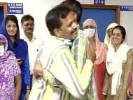 हिंदू-मुस्लिम परिवारों ने पेश की मिसाल, एक-दूसरे की पत्नी को दान की किडनी
