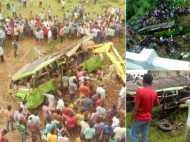 ओडिशा: पुल से नीचे गिरी तेज रफ्तार बस, अब तक 20 लोगों की मौत, कई अन्य घायल