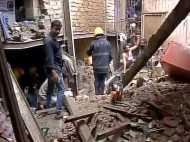 मुंबई: गोदाम की दीवार गिरने से 2 लोगों की मौत, 3 लोग घायल