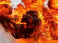 वाराणसी की अवैध पटाखा फैक्ट्री में ब्लास्ट से 5 की मौत