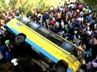 ओडिशा: पुल से नीचे गिरी बस, 5 की मौत, 30 घायल