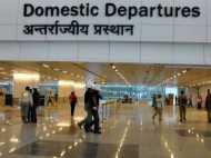 एयरपोर्ट पर महिला के पावर बैंक फेंकने से हुआ धमाका, गिरफ्तार