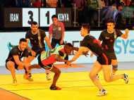 कबड्डी वर्ल्ड कप: कोरिया को हराकर ईरान फाइनल में पहुंचा