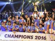 कबड्डी विश्व कप 2016 पर भारत का कब्जा, देखें जश्न की तस्वीरें...