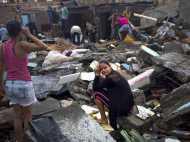 समुद्री तूफान मैथ्यू ने मचाई तबाही, 26 की मौत और लाखों ने छोड़ा घर