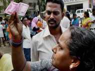 नोटबंदी का दिखा असर, 39 महीने के सबसे निचले स्तर पर रुपया