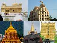500-1000 नोट बैन: देश के 5 मंदिर जहां होता है करोड़ों रुपए का दान
