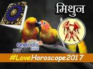 Gemini Love Horoscope 2017: मस्त-मस्त रहेगी मिथुन राशि वालों की लव लाइफ